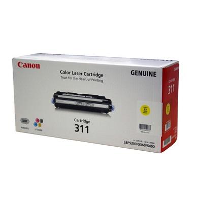 【国内純正】Canon トナーカートリッジ 311 Y (イエロー) CRG-311YEL