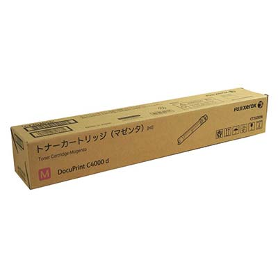 【国内純正】FUJIXEROX 大容量トナーカートリッジ マゼンタ CT202056