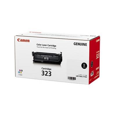【国内純正】Canon トナーカートリッジ 323 BK (ブラック) CRG-323BLK
