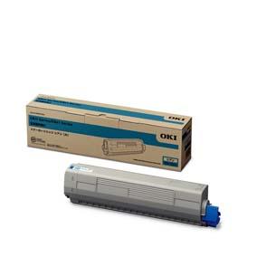 【国内純正】OKI 大容量トナーカートリッジ シアン(特大) TNR-C3LC2