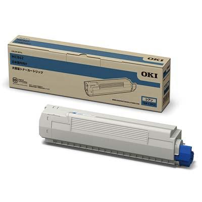 【国内純正】OKI 大容量トナーカートリッジ シアン TNR-C3PC2