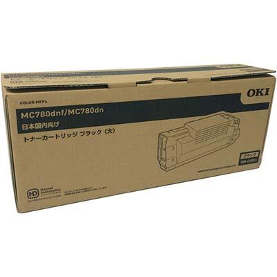【国内純正】OKI 大容量トナーカートリッジ ブラック TNR-C4RK1