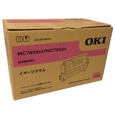 【国内純正】OKI イメージドラム マゼンタ ID-C4RM