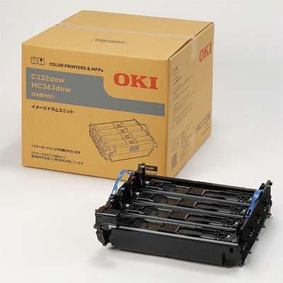 【国内純正】OKI イメージドラムユニット(4色一体型) ID-C4SP