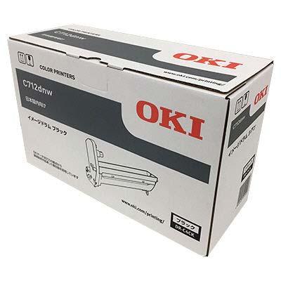 【国内純正】OKI イメージドラム ブラック DR-C4CK
