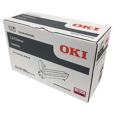 【国内純正】OKI イメージドラム マゼンタ DR-C4DM