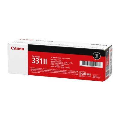 【国内純正】Canon トナーカートリッジ 331II BK (ブラック) CRG-331IIBLK