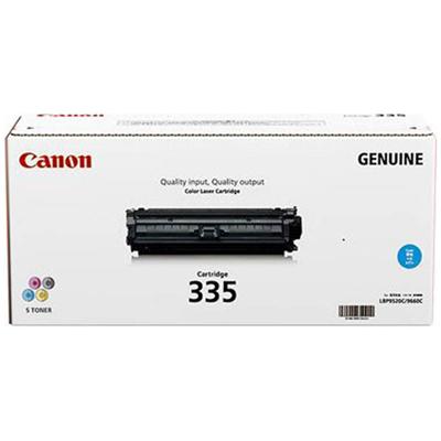 【国内純正】Canon トナーカートリッジ 335 C (シアン) CRG-335CYN