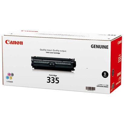 【国内純正】Canon トナーカートリッジ 335 BK (ブラック) CRG-335BLK