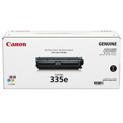 【国内純正】Canon トナーカートリッジ 335e BK (ブラック) CRG-335EBLK