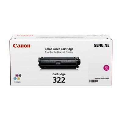 【国内純正】Canon トナーカートリッジ 322 M (マゼンタ) CRG-322MAG