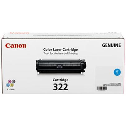 【国内純正】Canon トナーカートリッジ 322 C (シアン) CRG-322CYN