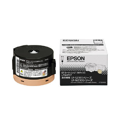 【国内純正】EPSON ETカートリッジ LPB4T17