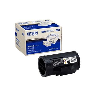【国内純正】EPSON 環境推進トナー LPB4T18V