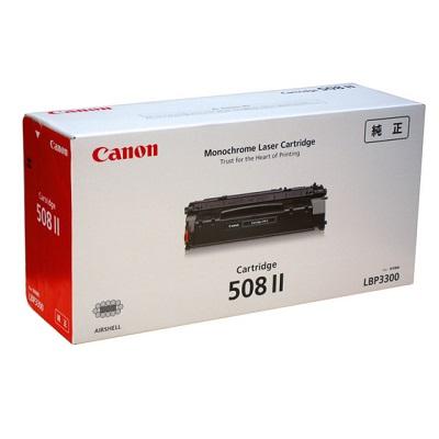 【国内純正】Canon トナーカートリッジ 508II CRG-508II