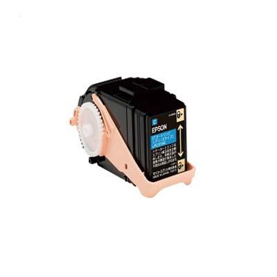 【国内純正】EPSON 標準トナー シアン Sサイズ LPC3T34C