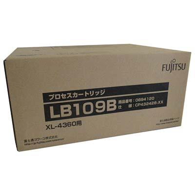 【国内純正】FUJITSU トナーカートリッジ LB109B 0894120
