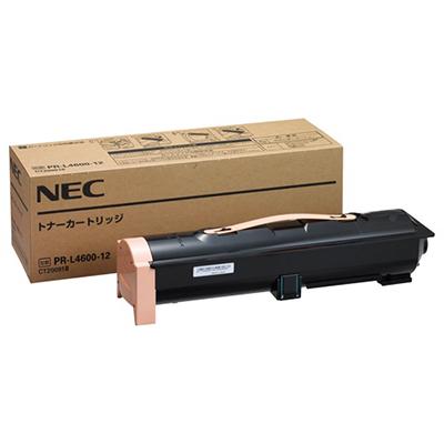 【国内純正】NEC トナーカートリッジ PR-L4600-12