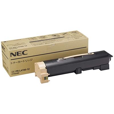【国内純正】NEC トナーカートリッジ PR-L4700-12