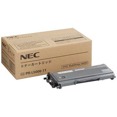 【国内純正】NEC トナーカートリッジ PR-L5000-11