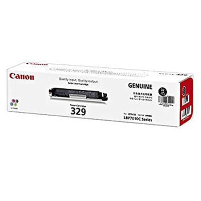 【国内純正】Canon トナーカートリッジ 329 BK(ブラック) CRG-329BLK