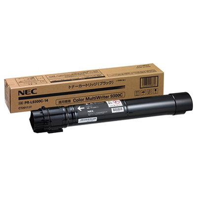 【国内純正】NEC トナーカートリッジ ブラック PR-L9300C-14