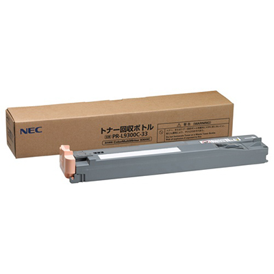 【国内純正】NEC トナー回収ボトル PR-L9300C-33