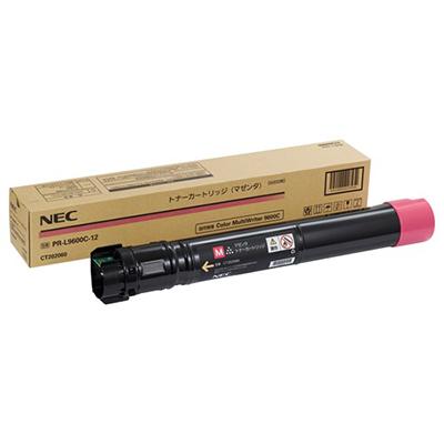 【国内純正】NEC トナーカートリッジ マゼンタ PR-L9600C-12