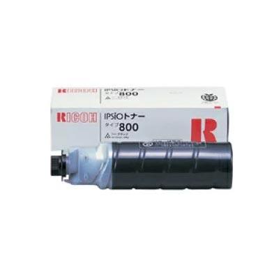 【国内純正】RICOH IPSiO トナー/タイプ800 307720