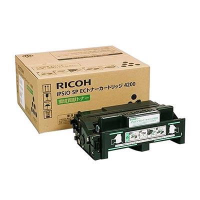 【国内純正】RICOH IPSiO SP ECトナーカートリッジ4200 308636