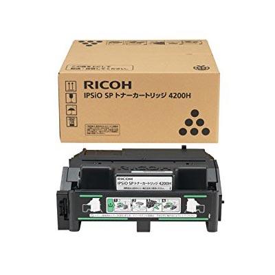 【国内純正】RICOH IPSiO SPトナーカートリッジ4200H 308535