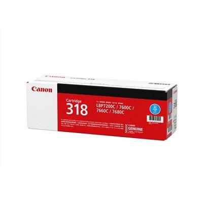 【国内純正】Canon トナーカートリッジ 318 C (シアン) CRG-318CYN