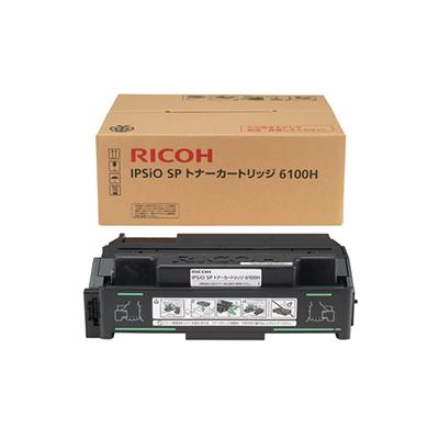 【国内純正】RICOH IPSiO SP トナーカートリッジ6100H