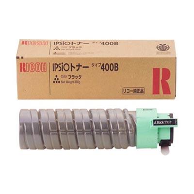 【国内純正】RICOH IPSIO トナーブラック/タイプ400B 636667
