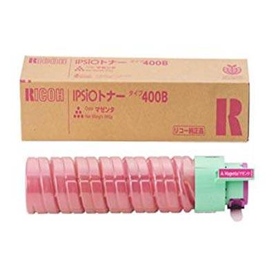 【国内純正】RICOH IPSIO トナーマゼンタ/タイプ400B 636669