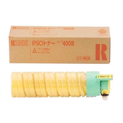 【国内純正】RICOH IPSIO トナーイエロー タイプ400B 636668