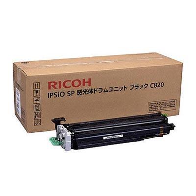 【国内純正】RICOH IPSIO SP感光体ユニットブラック/タイプC820 515595