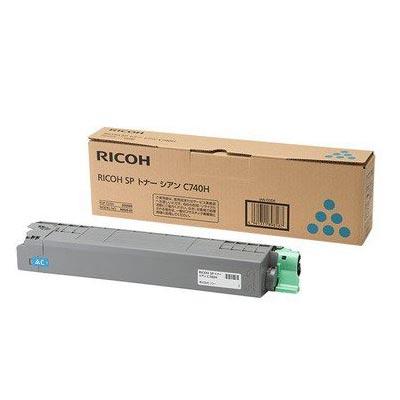 【国内純正】RICOH SPトナーシアン/C740H 600585