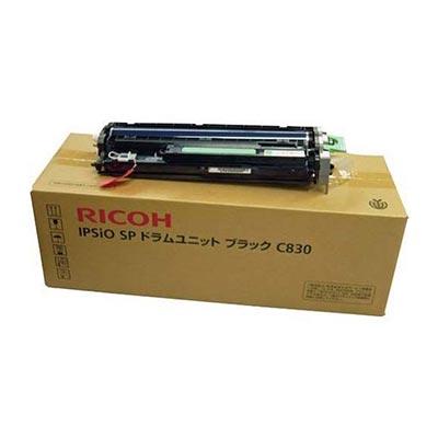 【国内純正】RICOH IPSIO SPドラムユニットブラック/タイプC830 306543
